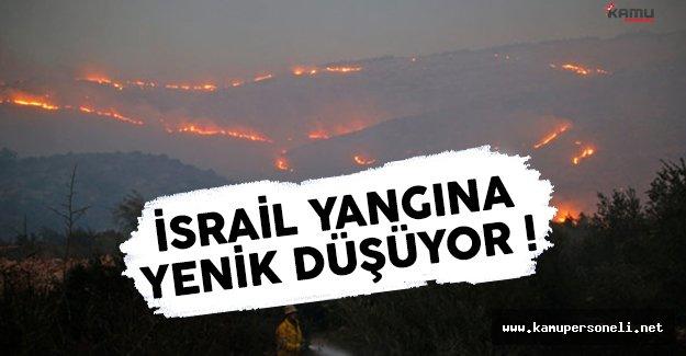 İsrail'de son durum İsrail neden yanıyor işte yangının nedeni