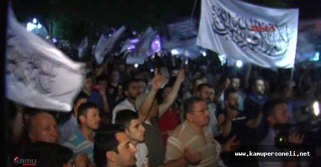 İsrail'den Gazze'ye Kadir Gecesi Engeli