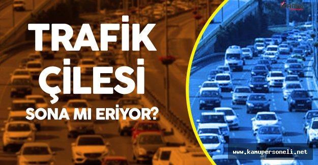 İstanbul Bağcılar'da Trafik Derdi Bitiyor