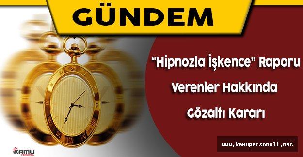 İstanbul'da Adli Tıp Kurumundan 5 Kişi Gözaltına Alındı