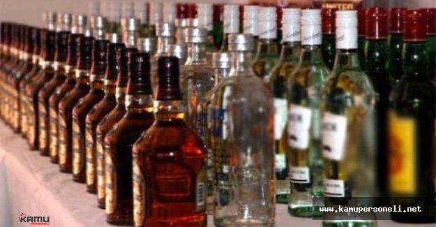 İstanbul'da Sahte İçki Operasyonu ( Çok Sayıda Sahte İçki Ele Geçirildi)
