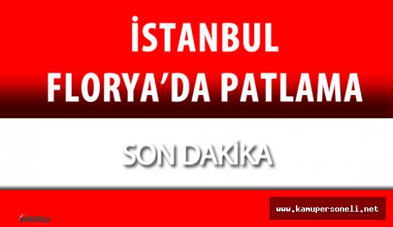 İstanbul Florya'da Bomba Patladı ( Ölü ve Yaralılar Var )