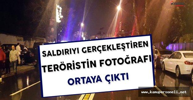 İstanbul Ortaköy'deki Terör Saldırısını Gerçekleştiren Teröristin Fotoğrafı Ortaya Çıktı