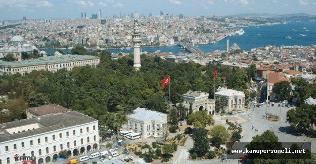 İstanbul Üniversitesi'nde Tüm Sınavlar Beyazıt Patlaması Nedeniyle İptal Edildi