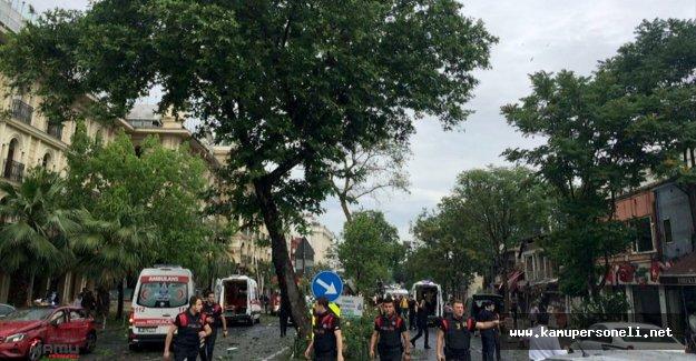 İstanbul Vezneciler'deki Terör Saldırısı Soruşturması Devam Ediyor 4 Kişi Gözaltına Alındı