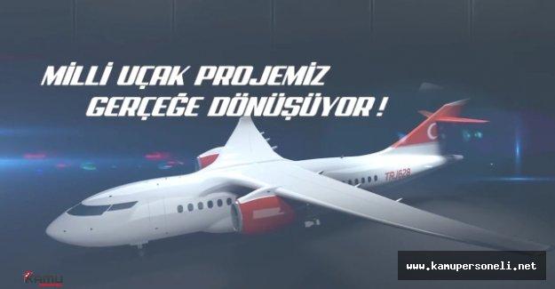 İstanbul Ticaret Odası Milli Uçak Projesine destek verdi