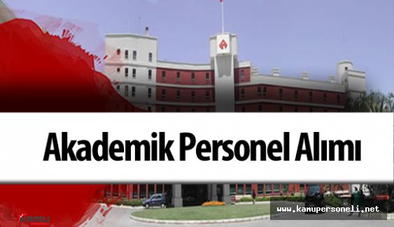 İzmir Ekonomi Üniversitesi Akademik Personel Alımı Yapacak