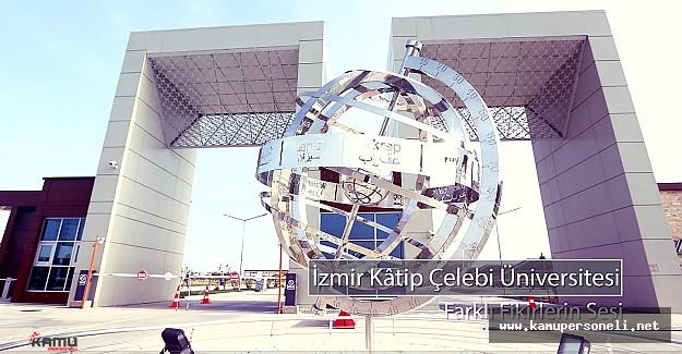 İzmir Katip Çelebi Üniversitesi 22 Akademik Personel Alacak