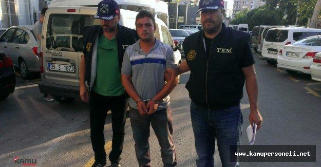 İzmirde Eş Zamanlı Terör Operasyonu: 11 Gözaltı