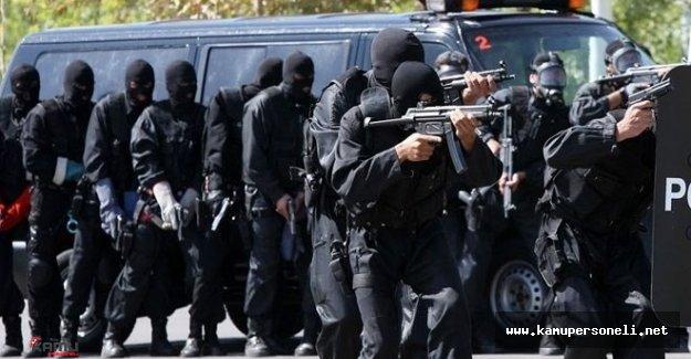Jandarma Genel Komutanlığı Özel Harekat Ekipleri Tarafından Ele Geçirildi