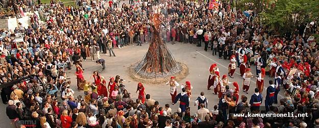 Kakava-Hıdırellez Şenlikleri Edirne'de Yapıldı