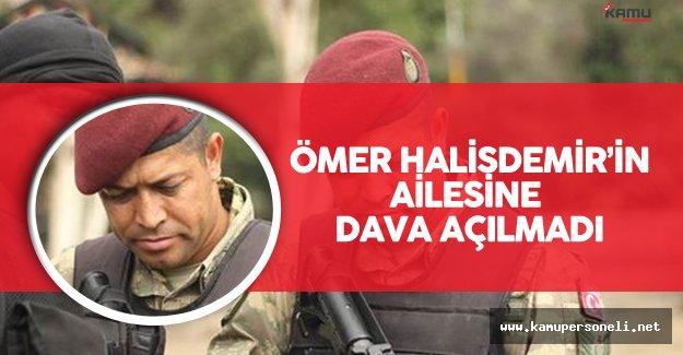 """Kalın : """"Şehit Ömer Halisdemir'in Ailesine Dava Açılmadı"""""""