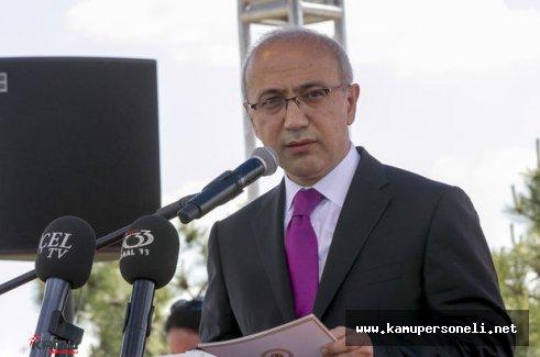 Kalkınma Bakanı Elvan: Üniversitelerin Devlete Hesap Vermesi Gerekiyor