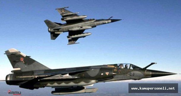 Kandil'e Savaş Uçaklarıyla Operasyon Düzenlendi