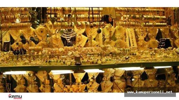 Kapalı Çarşıda Altın Fiyatları