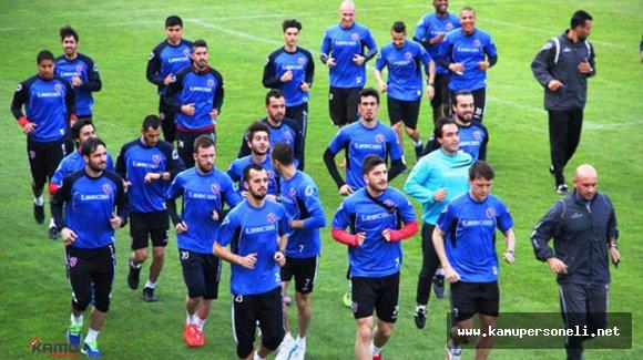 Kardemir Karabükspor Sezon Hazırlıklarına Devam Ediyor