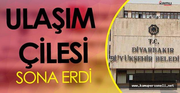 Kayyum Atandı Diyarbakır'da Ulaşım Çilesi Sona Erdi