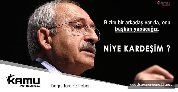 """Kemal Kılıçdaroğlu: """" Türkiye' nin İtibarını Sattılar """""""