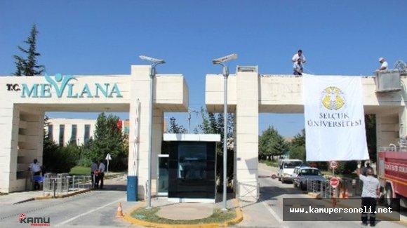 KHK Hükmünde Kapatılan Mevlana Üniversitesi, Selçuk Üniversitesine Devredildi