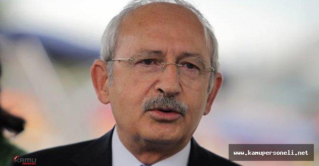 Kılıçdaroğlu'ndan Gündeme İlişkin Çarpıcı Açıklamalar