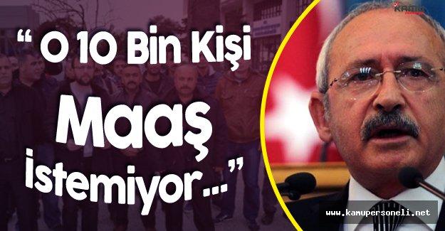 """Kılıçdaroğlu:"""" PKK Vergi Dairesi Kurdu, Askerlik Şubesi Kurdu"""""""
