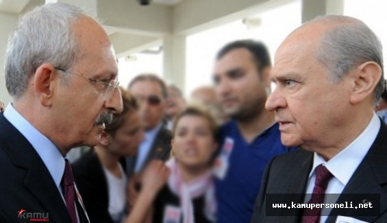 Kılıçdaroğlu ve Bahçeli'nin Milletvekillikleri Tehlikede