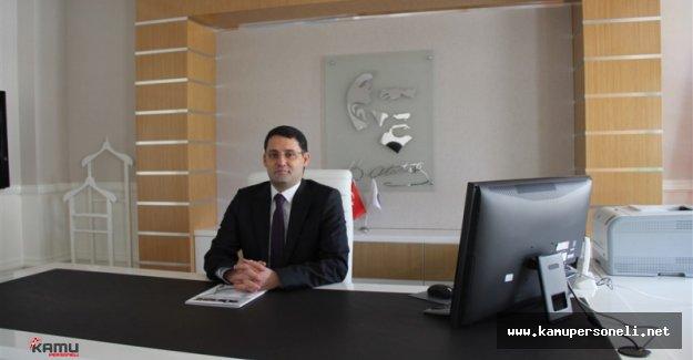 Kırıkkale Valisi Mehmet İlker Haktankaçmaz Kimdir?