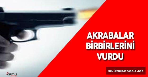 Kırklareli'nde Akrabalar Arasında Silahlı Kavga