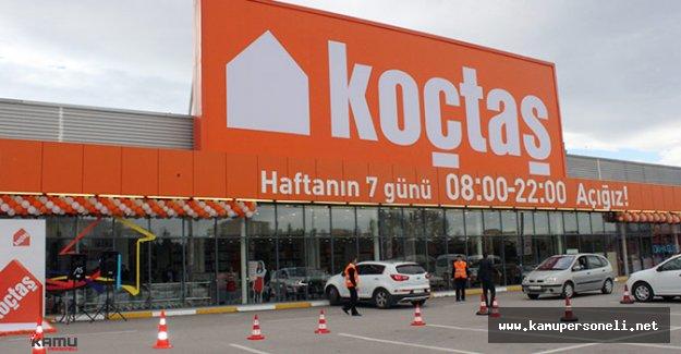 Koçtaş Türkiye Geneli Çok Sayıda Personel Alımı Yapacak
