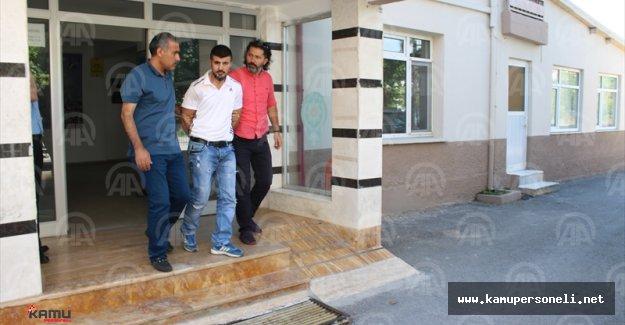 Konya'da Akılalmaz Hırsızlık Olayı