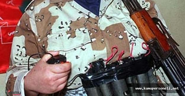 Konya'da Canlı Bomba Tehlikesi