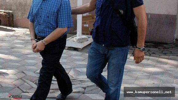 Konya'da FETÖ Şüphelisi Polislere Operasyon: 46 Gözaltı