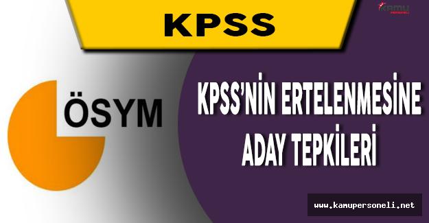 KPSS Adayları ÖSYM Sınav Tarihleri Değişimine Nasıl Tepki Gösterdi?