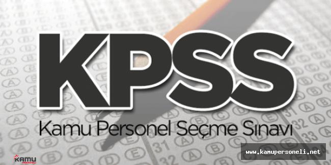 KPSS'de Süre Adayları Zorladı