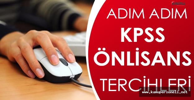 KPSS Önlisans Tercihleri Nasıl Yapılır? Nitelik Kodları Nasıl Bulunur?