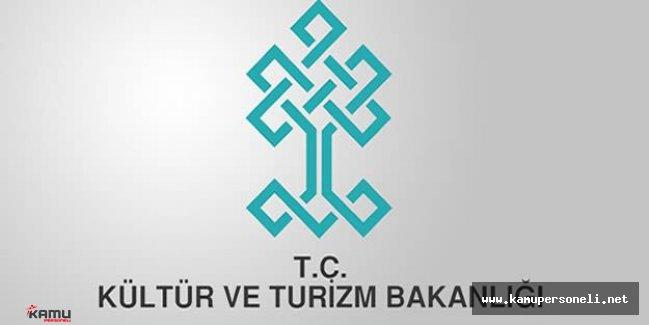 Kültür Bakanlığından Personel Alımları İle İlgili Önemli Açıklama