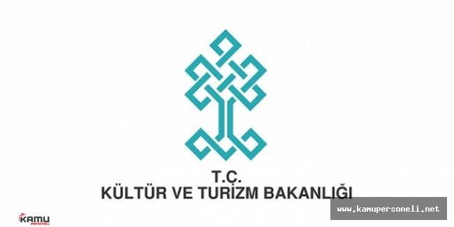 Kültür ve Turizm Bakanlığından Staj Duyurusu Yayımlandı