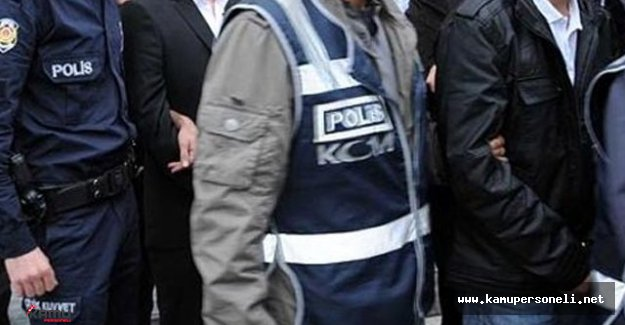 Kütahya'da FETÖ Şüphelisi Emniyet Mensupları Gözaltına Alındı