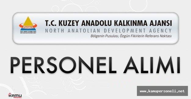 Kuzey Anadolu Kalkınma Ajansı Personel Alıyor