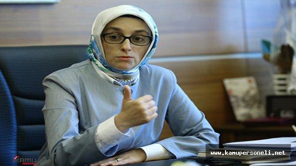 """Lütfiye Selva Çam:""""Türkiye'nin selameti için hep yekvücut olduğumuzu gösterdik"""""""