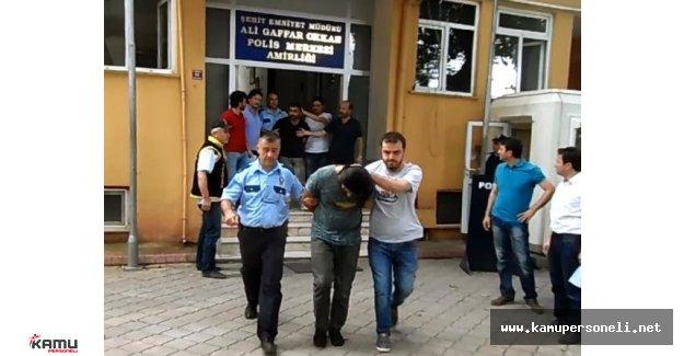 Mahkumun Hastane'den Kaçmasına Yardım Eden 4 Kişi Tutuklandı