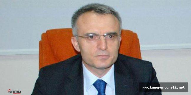 """Maliye Bakanı Naci Ağbal : """"Bundan Sonra Muhtasar Beyannameyi Veren de Aynı Bildirgeyi Veren De Aynı"""""""