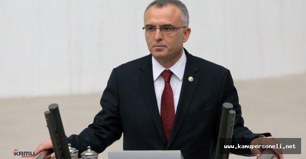 Maliye Bakanı Naci Ağbal Kimdir?
