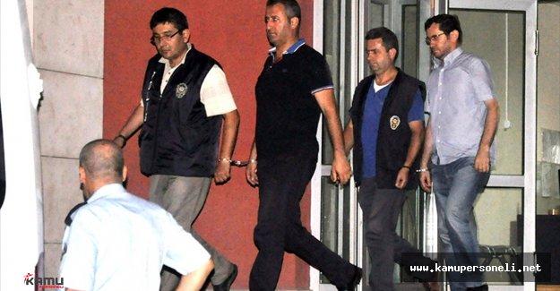 Manisa'da 8 Emniyet Mensubu Tutuklandı