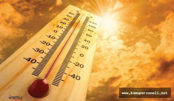 Manisa'da Sıcak Havalardan Dolayı Kamuda Çalışanlara İki Gün İzin