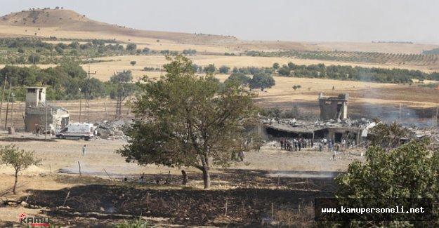 Mardin'deki Terör Saldırısında Belediye Araçları Kullanılmış