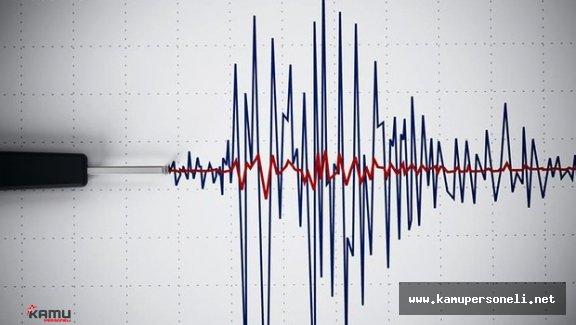 Son Dakika!! Marmara'da Korkutan Deprem