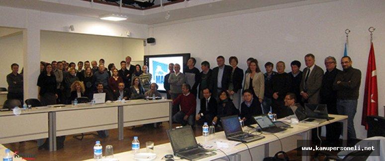 MARsite Projesi  Değerlendirme Toplantısı Gerçekleştirildi