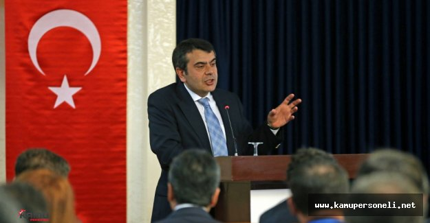 MEB Türkiye'nin Yetişmiş İnsan Gücü Çalıştayı Başladı