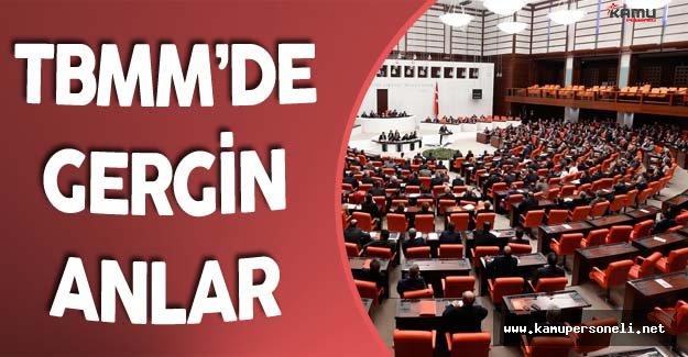 Mecliste KHK Gerilimi ( Maliye Bakanı ve CHP Grup Başkanvekili Tartıştı!)